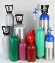Cylindre de gaz