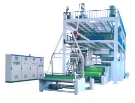 PP Nonwoven Fabric Making Machine