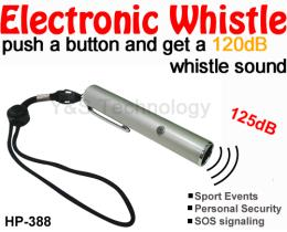 Single Tone Metal Electronic Whistle