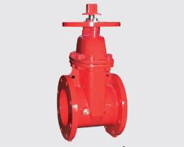 Nrs Resilient Sealed Gate Valve