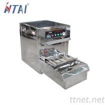 R-3自動乾燥の設定機械