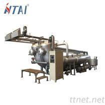 HJシリーズ高温および高圧染まる装置