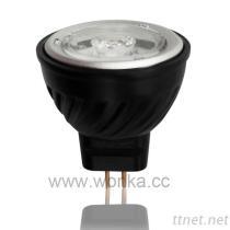 MR11 projecteur de l'éclairage LED de paysage du CREE 2.5W
