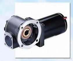 D/C motor met drijfwerk