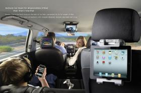 Backseat Car Mount