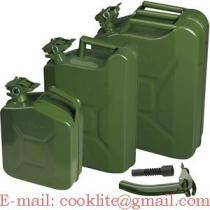 Nato Jerry Gas Can Steel Fuel Jerry Can 5L/10L/20L
