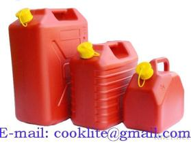 Plastic Jerry Can / HDPE Fuel Can / Explosafe Petrol Can