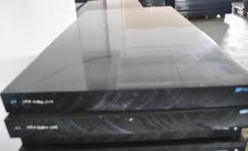 Feuille noire de polycarbonate