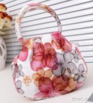 High Quality Flower Printing Woman Bag (V6667)