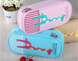 Fabric Pencil Pouch wholesale (W251)