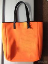 Neoprene Handbag , Neoprene Tote bag, woman bag (W275)