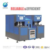 High Output Semi Automatic Water Bottle Blow Molding Machine