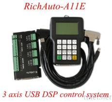 Van RichAuto A11E Van het dsp- Controlemechanisme Usb- Motie voor Cnc van 3 As Router