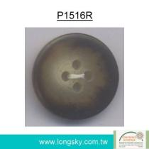 Rod Polyester Resin Button