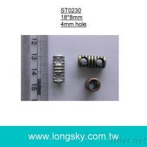 Tapón de la palanca de la cuerda de la capa del metal ST0230