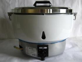Коммерчески газ, плита риса, 50 сервировок