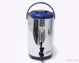 (de 12L-blauwe) Geïsoleerdee Automaat Van roestvrij staal van de Drank