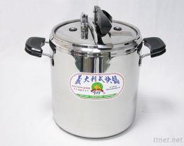 (12L) Stainless-Steel герметическая электрическая кастрюля