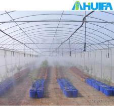 Greenhouse with Micro Sprinkler Irrigation System