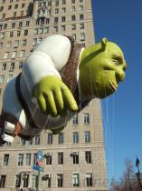 Inflatable Cartoon, The Incredible Hulk