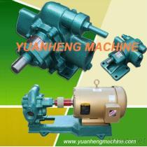 De roterende Pomp van het Toestel voor Diesel, Benzine, de Vloeibare Overdracht van het Smeermiddel