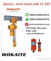 Electric chain hoist with 5Ton