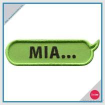 자수 구호 헝겊 조각 (MIA…)