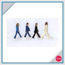 놓이는 자수 스티커철 에 - Beatles