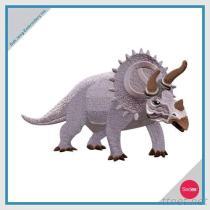 큰 크기 자수 헝겊 조각 - 동물 - 공룡 1