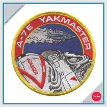 HET FLARD VAN HET BORDUURWERK - A-7E YAKMASTER