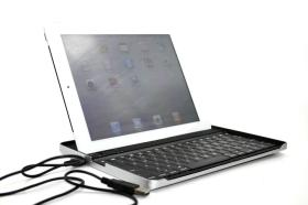 For Ipad Bluetooth Keyboard With Metal