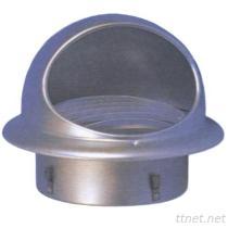 Sfiato di alluminio