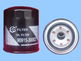 De auto Filter van de Olie