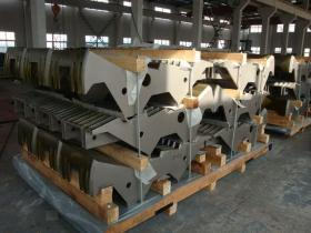 Metallurgy Machine Parts
