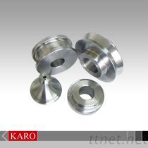 Roestvrij staal die Delen machinaal bewerken (OEM/ODM)