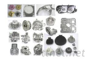 Piezas de precisión de fundición a presión a troquel del aluminio y del cinc