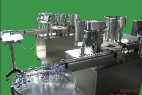 Automatische Veterinaire Drugs die en Machine vullen afdekken