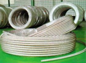 04 - PTFEのステンレス鋼のワイヤーによって編まれるホース