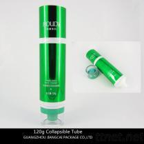 Kosmetischer Aluminiumschlauch, lamellierter Schlauch
