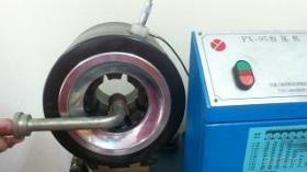 Hydraulische Plooiende Machine
