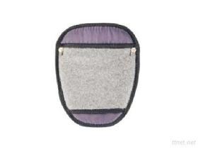 Grey del rilievo di Confort della cintura di sicurezza
