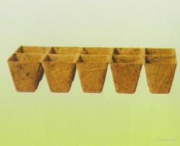 10 het vierkante Dienblad van de Pot