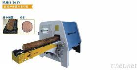 木工業機械類の滑走テーブル