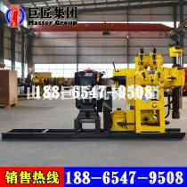 HZ-130Y Hydraulic rotary drilling rig water well drilling machine