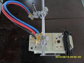 De magnetische scherpe machine van het pijpgas