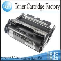 Cartucho de tonalizador compatível da impressora de laser para Lexmark T640 642 644