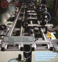 ベルト駆動の線形柵はカスタマイズされた長さの線形産業オートメーション機械にモーターを備えた