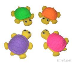 Radiergummi der Schildkröte-3D