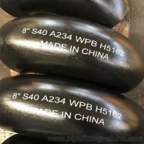 Asme B 16.9 Steel Tube Elbows