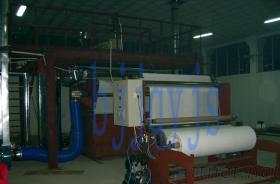 기름 흡수성 패드 기계